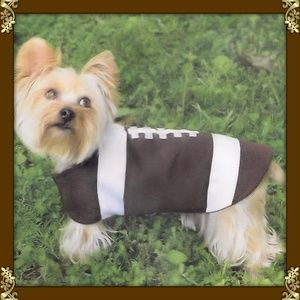 Jackets & Blazers - Football Doggie Coat